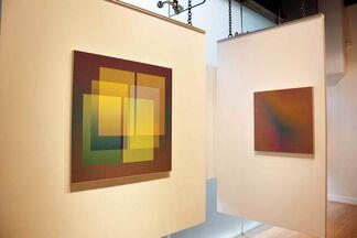 Carlos Cruz-Diez: Mastering Colour, installation view