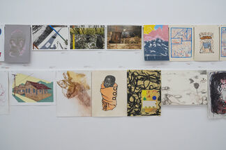99 Problems (but a print ain't one), installation view