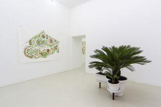 Eugenio Tibaldi - BUBO, installation view