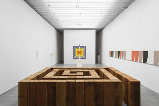 Brancusi: Pioneer of American Minimalism, installation view