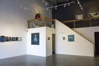 Dax Van Aalten, installation view