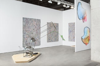 DITTRICH & SCHLECHTRIEM at EXPO CHICAGO 2017, installation view