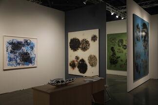 Diane Rosenstein at Seattle Art Fair 2017, installation view