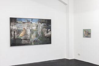 Daniel Mohr - Retinaex, installation view