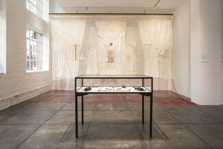A Burning House, installation view