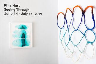 Rhia Hurt | Seeing Through, installation view
