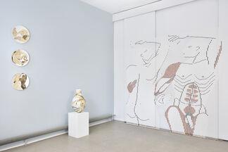 Zoë Paul, installation view