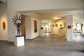 One-Year Anniversary Exhibition, installation view