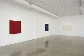Robert Sagerman: Cumulus, installation view