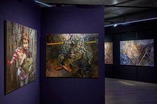 "KONSTANTIN LUPANOV. ""SENSE OF FREEDOM"", installation view"