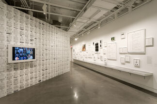 Edmund Clark: The Day the Music Died, installation view