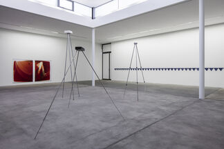 SECRET SURFACE – Where meaning materializes, installation view