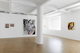 Aimée Parrott: Blood, Sea, installation view