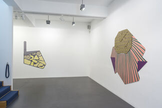 Ruth Root, installation view