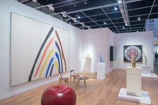 Paul Kasmin Gallery at Art Basel in Hong Kong 2018, installation view