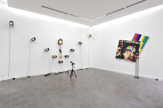 Nam June Paik, installation view