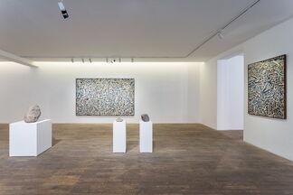 Hao Shiming | Cornerstone, installation view