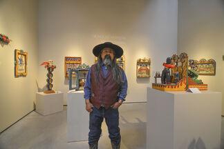 NICHOLAS HERRERA: Arté Revivido, installation view