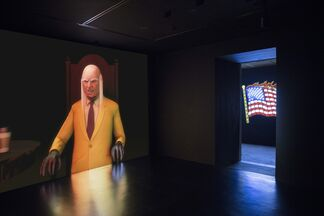 Takeshi Murata: Infinite Doors, installation view