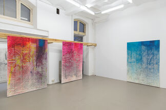 Koen Delaere - Wipe that Simile off your Aphasia, installation view