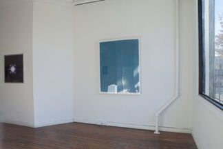 Figure in the Sky, installation view