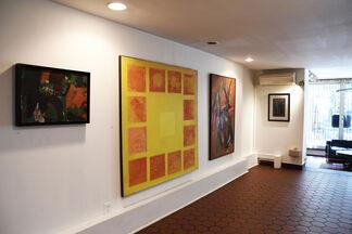 Inspiration & Exploration, installation view