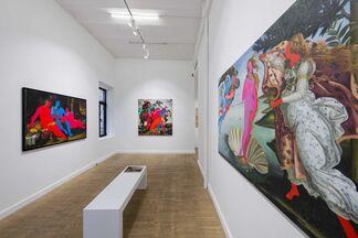 Gazi Sansoy: Epochs, installation view