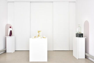 L'Objet, l'Artiste et le Designer, installation view