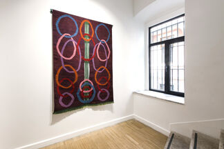 Tapestry - Woven Tales, installation view
