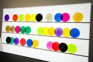 Carsten Nicolai - bausatz noto ∞, installation view