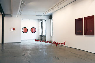 RE(a)D, installation view