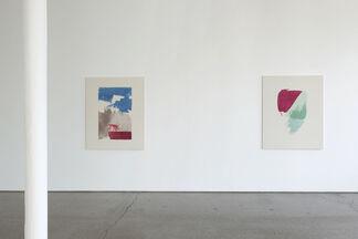 Peter Joseph - New Painting, installation view