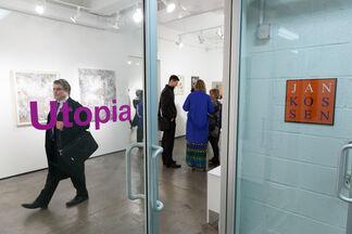 Utopia, installation view