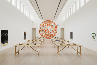 pool   art from london, installation view