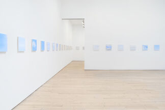 Byron Kim: Sunday Paintings, 1/7/01 to 2/11/18, installation view