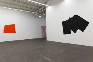 Wall Works, Nationalgalerie Berlin, installation view