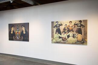 Samira Alikhanzadeh, installation view