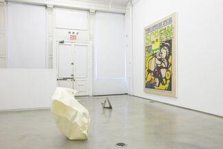 Forced Exposure (organized by Miriam Katzeff), installation view