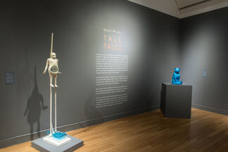 Small Works, Tall Tales, installation view