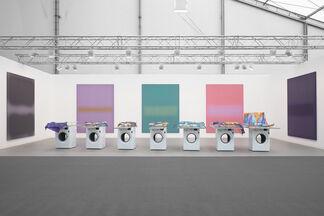 Stuart Shave Modern Art at Frieze London 2015, installation view