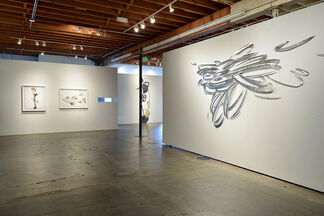Solid Ether, installation view