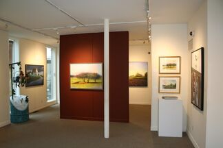 """BARRY McCARTHY: """"THE INNER LANDSCAPE"""", installation view"""