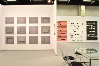 Borzo Gallery at Art Cologne 2017, installation view