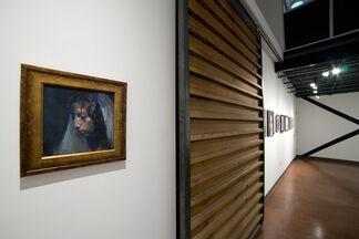 Harmonie: George Pratt & Felipe Echevarria, installation view