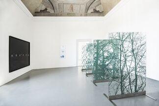 La forma della città curated by Pietro Gaglianò, installation view