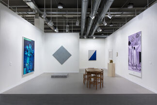 Galerie Greta Meert at Art Basel 2018, installation view