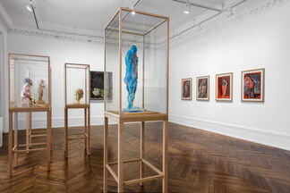 """""""Markus Lüpertz: Dans l'Atelier"""", installation view"""