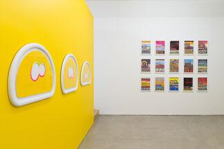 Greg Bogin: Greetings, installation view