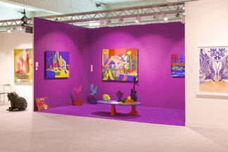 The Hole at VOLTA14, installation view