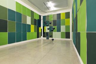 Horizonte Verde, installation view